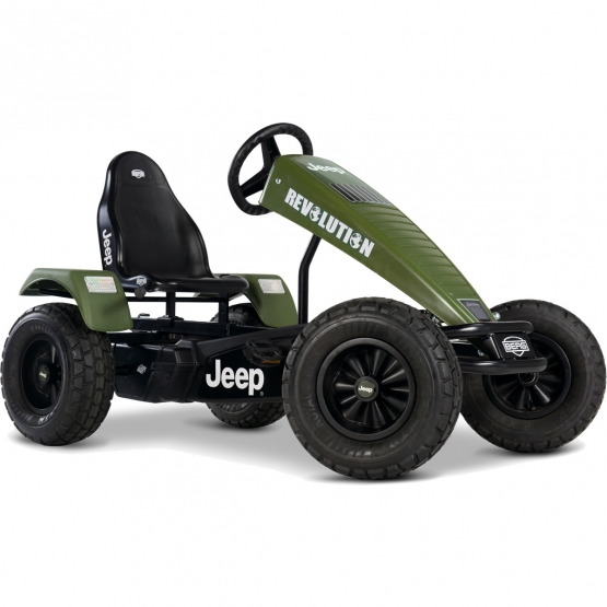 Berg Gokart Jeep Revolution BFR-3