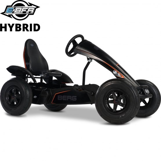 Berg Go-Kart Black Edition E-BFR